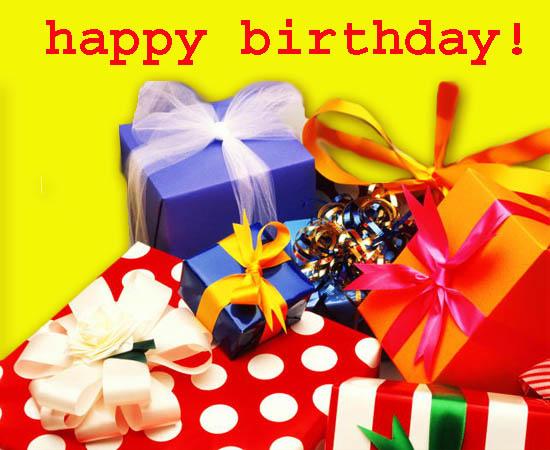 Поздравления с днём рождения сюрпризы