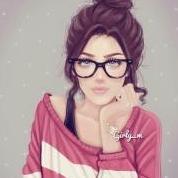 studious woman